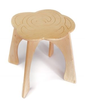 Wooden chair - Rose IDEA1745