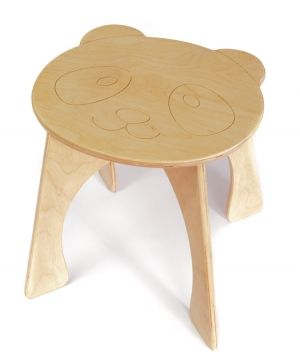 Wooden chair - Panda IDEA1750