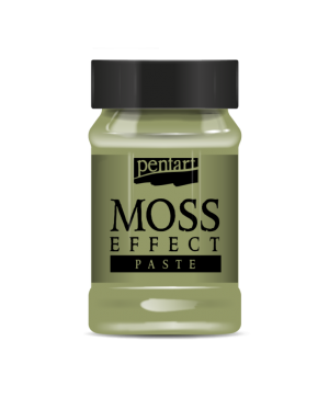 Moss effect paste 100 ml - light green P34742