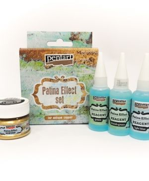 Patina effect set - P34115