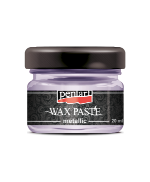 Wax paste metallic 20 ml - rose gold P35126