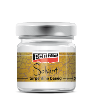 Solvent turpentine based 30ml - P2492