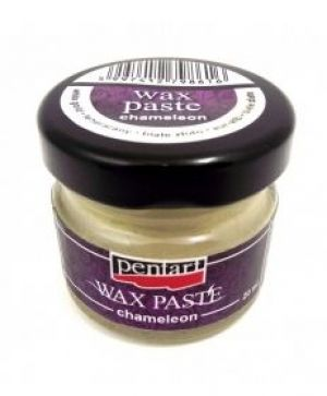 Chameleon wax paste 20ml - white gold P4430
