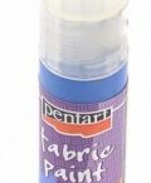 Fabric paint 20ml - blue P1867