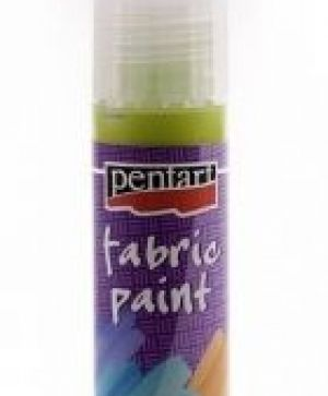 Fabric paint 20ml - apple green P3485