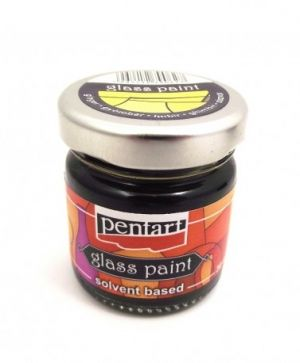 Paint glass 30 ml  - ginger P25110