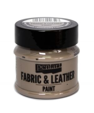 Fabric and leather paint 50ml - sand P35132