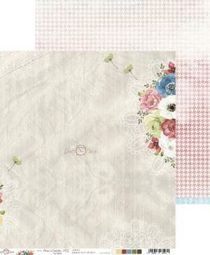 Double-sided Paper 12x12 - Mom's Garden - 02 CC-PD-MG-08-02