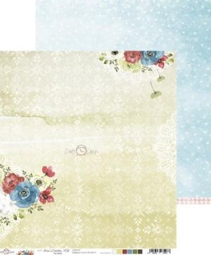 Double-sided Paper 12x12 - Mom's Garden - 03 CC-PD-MG-08-03