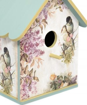 MDF birdhouse - IDEA1627
