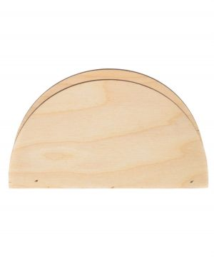 Wooden napkin holder - IDEA0158