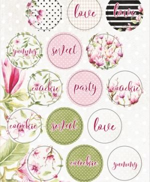 Stickers - Hello Beautiful 02 P13-315X