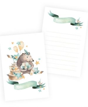 Set of cards 10x15cm, 10pcs - Cute & Co. Boy P13-239