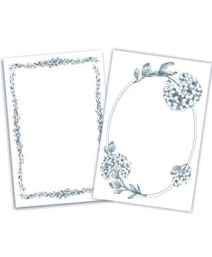 Set of cards 10x15cm, 10pcs - New moon P13-370