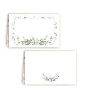 Set of place cards cards 6x9cm, 10pcs - Awakening P13-456