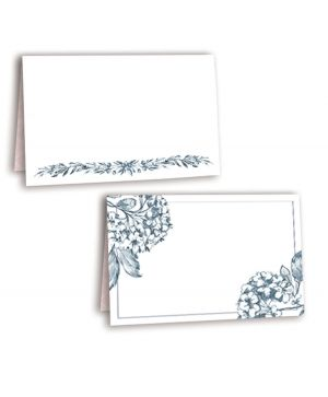 Set of place cards cards 6x9cm, 10pcs - New moon P13-371