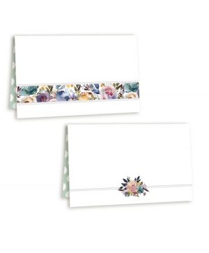 Set of place cards cards 6x9cm, 10pcs - When we first met P13-394