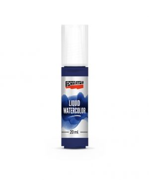 Liquid watercolor 20ml - indigo P36071