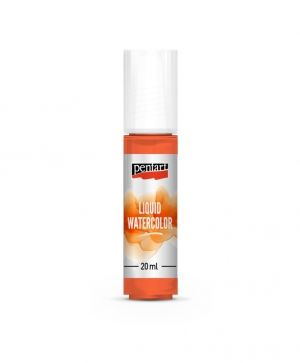 Liquid watercolor 20ml - orange P36061