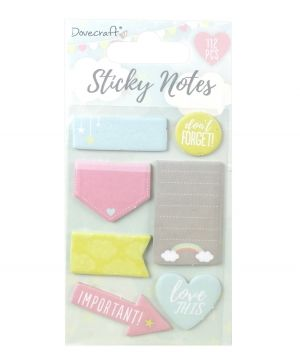 Sticky Notes - Baby DCACC078