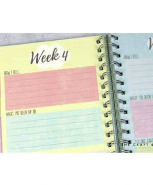 Planner / journal - Baby DCPLN011