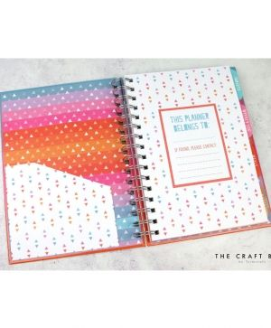 Planner / journal - Health DCPLN013