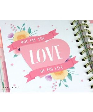 Planner / journal - Wedding DCPLN014