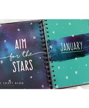 Planner / journal - Everyday Time to Shine DCPLN010