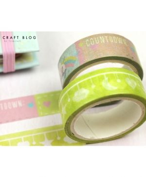 Washi Tapes - Baby DCACC077