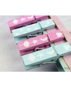 Printed Pegs - Baby DCACC080