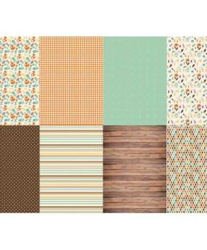 Paper pad A4 12 sheets - Beautifall 6011-0567