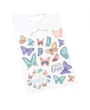 Dovecraft Sticker Book - Butterflies DCSTB001