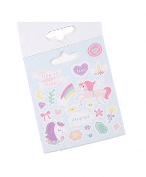 Dovecraft Sticker Book - Unicorns DCSTB010