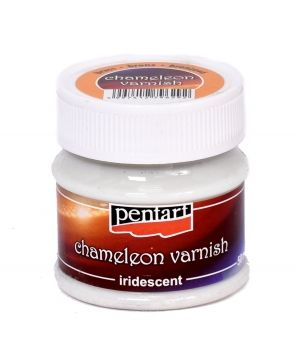Chameleon effect varnish 50ml - brass P3447
