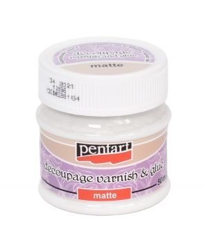 Decoupage varnish аnd glue 50ml - matte P28164