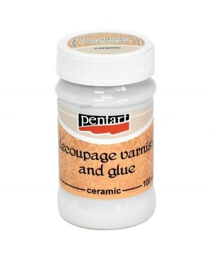 Decoupage varnish&glue ceramic 100ml - P1457