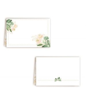 Set of place cards cards 6x9cm, 10pcs - Truly Yours P13-TRU-29