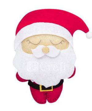 Felt craft kit - Santa KSFI-267
