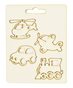 Chipboard element - Baby 2 IDEA1811