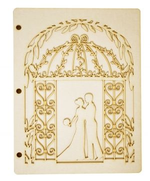 Scrapbook album - Married couple IDEA1805