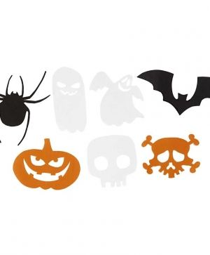 Elements for decoration, 50 pcs - Halloween C234620