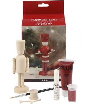 Craft kit - Nutcracker C100770