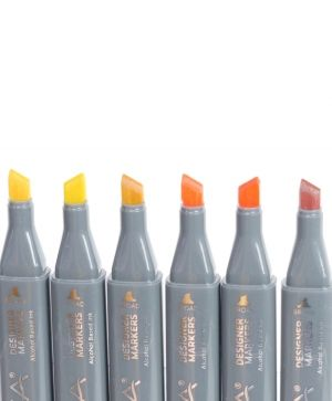Sketch Markers 6pcs - Yellows / Oranges NOV005