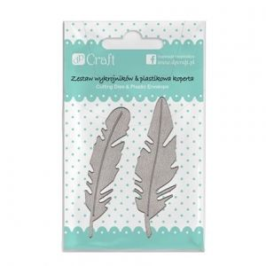 Cutting Dies - Feathers  JCMA-088