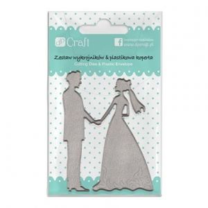 Cutting Dies - Newlyweds JCMA-095