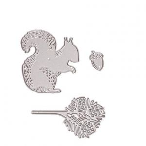 Cutting Dies - Squirrel JCMA-116