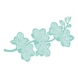 Cutting Dies - Magnolia Flower Twig JCMA-105