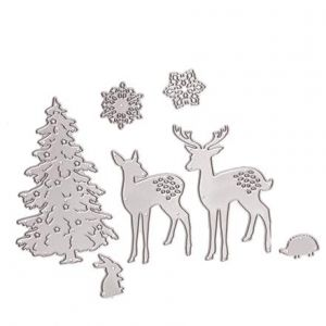 Cutting Dies - Winter Wonderland JCMA-115