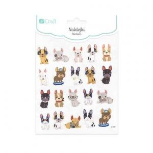 Stickers 20 pcs - Puppies DPNK-102