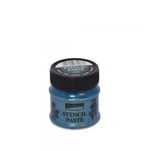 Stencil paste pearl 50 ml - green P36904